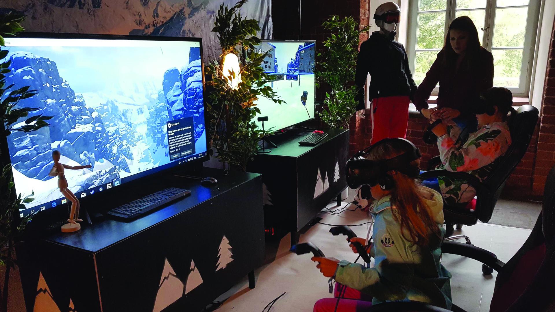 Symulator narciarstwa VR – wynajem