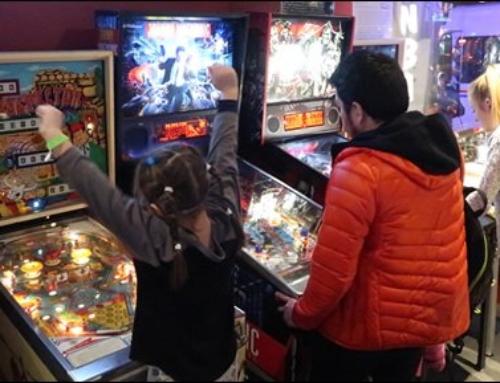 Realizacja: Flippery, automaty do gier retro- arcade na imprezy
