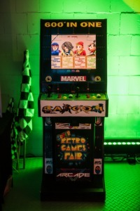 Automat arcade retro na wynajem