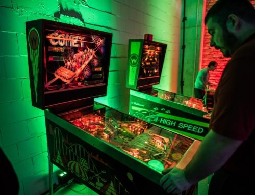 Retro atrakcje: konsole, flippery, automaty arcade