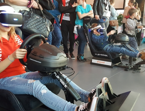Atrakcje na event: gogle VR, bieżnia VR, symulator rajdowy VR do wynajęcia