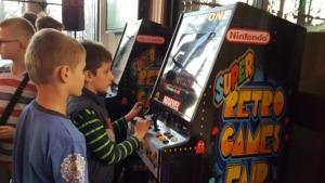 Automat arcade na wynajem