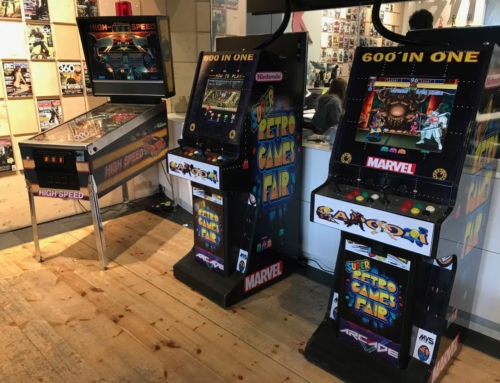 Realizacja: Flipper wynajem, automaty arcade wynajem