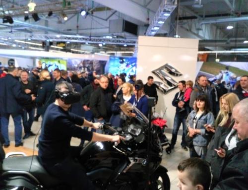Realizacja: symulator motocykla VR na wynajem