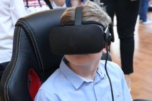 Gogle Oculus wynajem