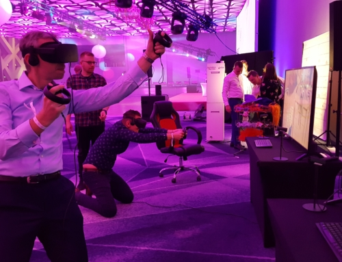 Realizacja: Wirtualna Rzeczywistość na wynajem- gogle VR