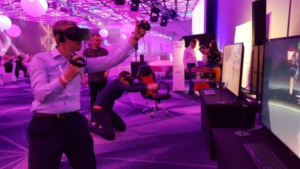 Stanowisko VR wynajem na event