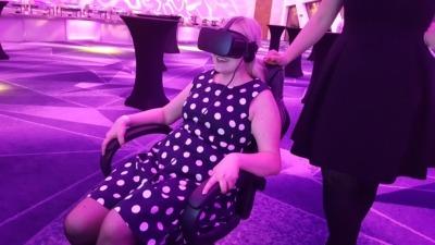 Gogle VR do wynajęcia - wieczór kawalerski, panieński, wesele