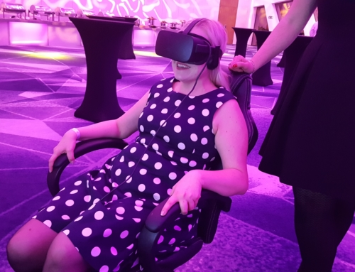 Atrakcje na wynajem: symulator rollercoastera VR