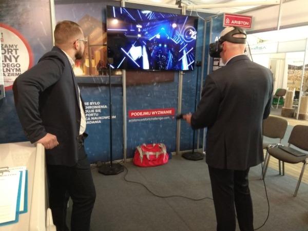 Okulary VR wynajem