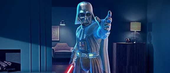 Gogle Lenovo Jedi Challenges do wynajęcia