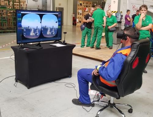 Realizacja: gogle VR wynajem