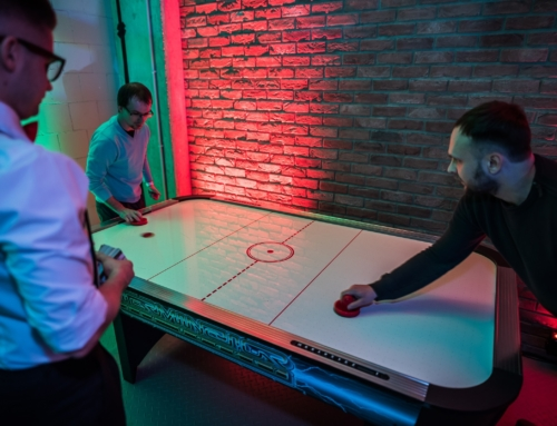 Realizacja: cymbergaj, piłkarzyki, dart- wynajem- atrakcje retro