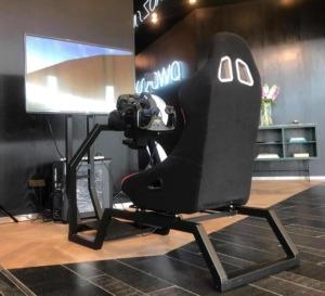 Statyczny symulator lotu VR do wynajęcia