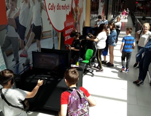 Realizacja: Gogle VR wynajem w pruszkowskiej galerii handlowej