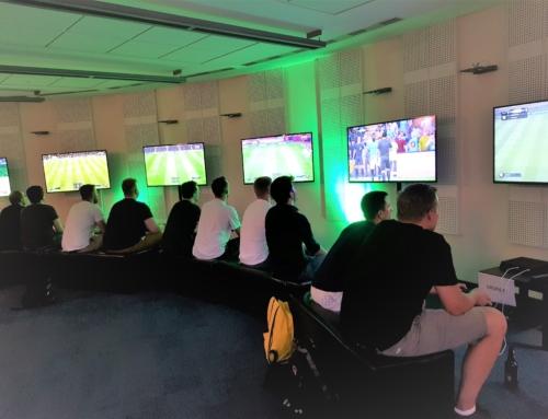 Realizacja: Konsole na wynajem- wielki turniej FIFA