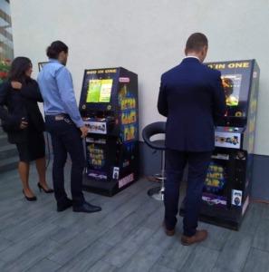 Atrakcje retro do wynajęcia - automat arcade na wynajem