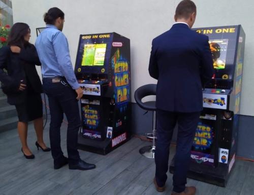 Atrakcje retro – automaty arcade wynajem i fotobudka do wynajęcia