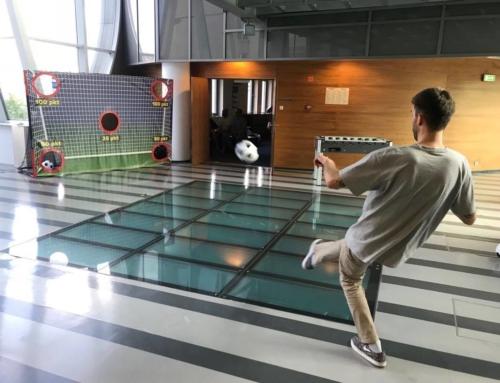 Atrakcje piłkarskie od VR Team, pomysł na piknik piłkarski