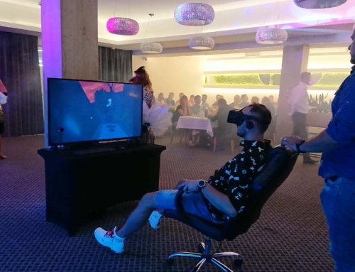 Realizacja: gogle VR do wynajęcia na imprezę firmową