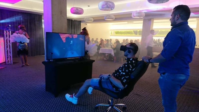 Okulary VR wynajem na event