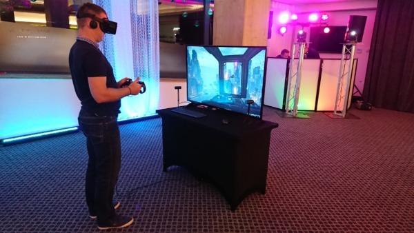 Atrakcje VR do wynajęcia na event