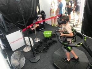 Atrakcje VR na imprezy plenerowe