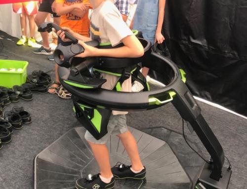 Platforma VR do wynajęcia na event
