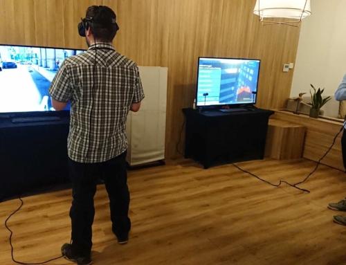 Realizacja: gogle VR do wynajęcia na event