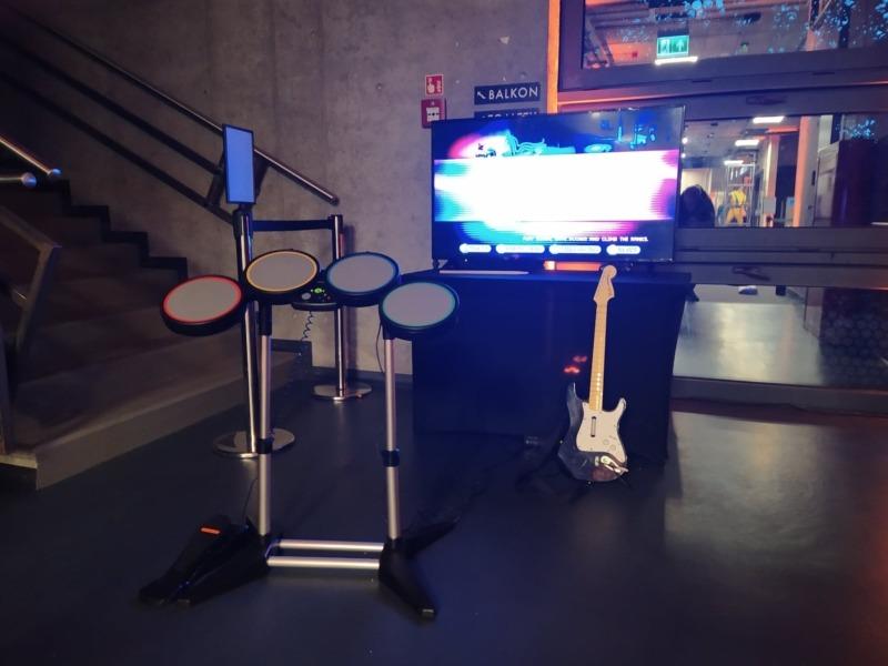 Stanowiska muzyczne do wynajęcia