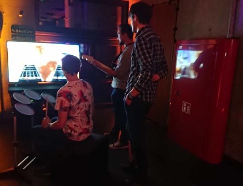 Realizacja: konsole wynajem – Rock Band: gitara, perkusja, karaoke