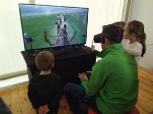 Gogle VR - atrakcje na wynajem do domu