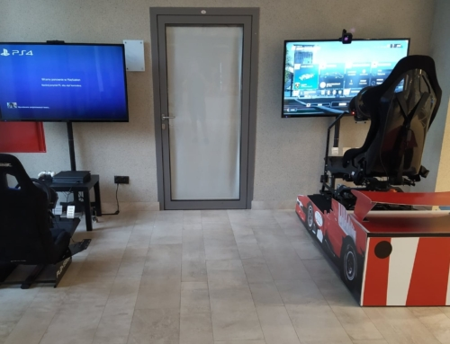 Symulatory VR: rajdowe, lotu- wynajem na event