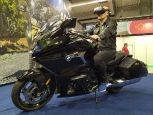 Symulator motocykla VR na wynajem