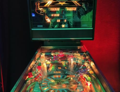 Konsole retro, automat arcade, flipper – atrakcje na wynajem
