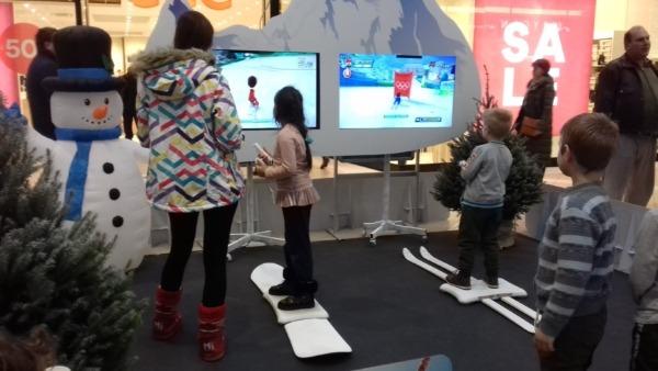 Symulator snowboardu do wynajęcia