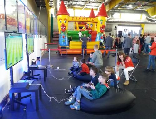 Atrakcje eventowe dla dzieci