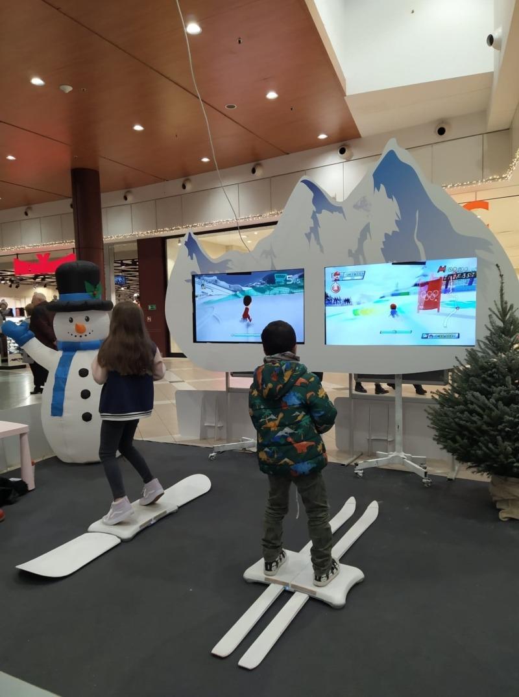 Symulatory sportów zimowych wynajem