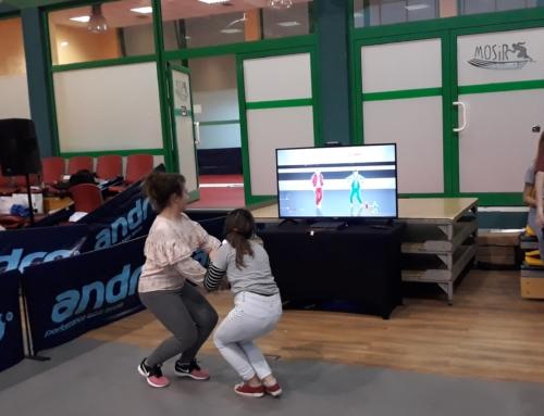 Realizacja: Konsola PlayStation4 z grą Just Dance na event