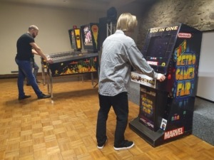 Wynajem flipperów i automatów arcade na event