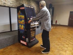 Automaty arcade do wynajęcia