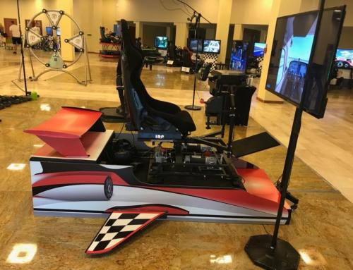 Symulator latania VR na wynajem
