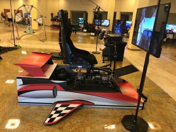 Symulator lotu VR do wynajęcia