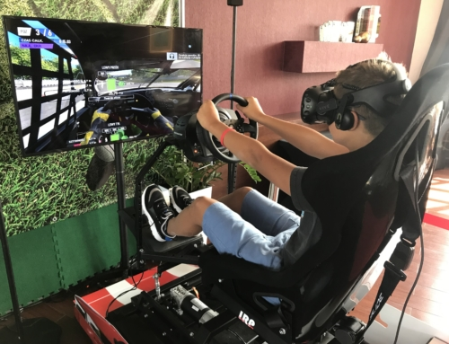 Atrakcje VR: symulator rajdowy do wynajęcia