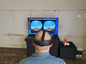 Atrakcje eventowe na wynajem - gogle wirtualnej rzeczywistości Oculus Rift