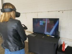 Gogle VR Oculus Rift na wynajem na imprezę firmową