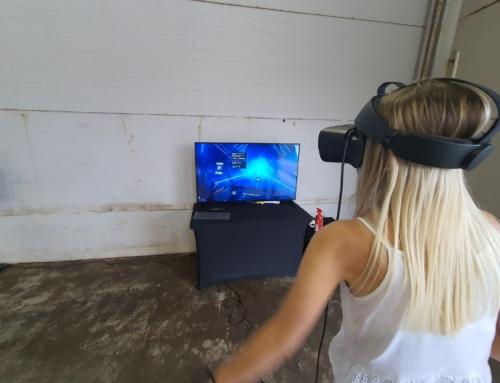 Realizacja: Gogle VR na wynajem na imprezę firmową