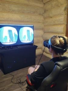 Gogle VR na wynajem na wesele