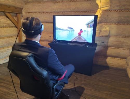 Realizacja: Atrakcje na wesele – gogle VR do wynajęcia