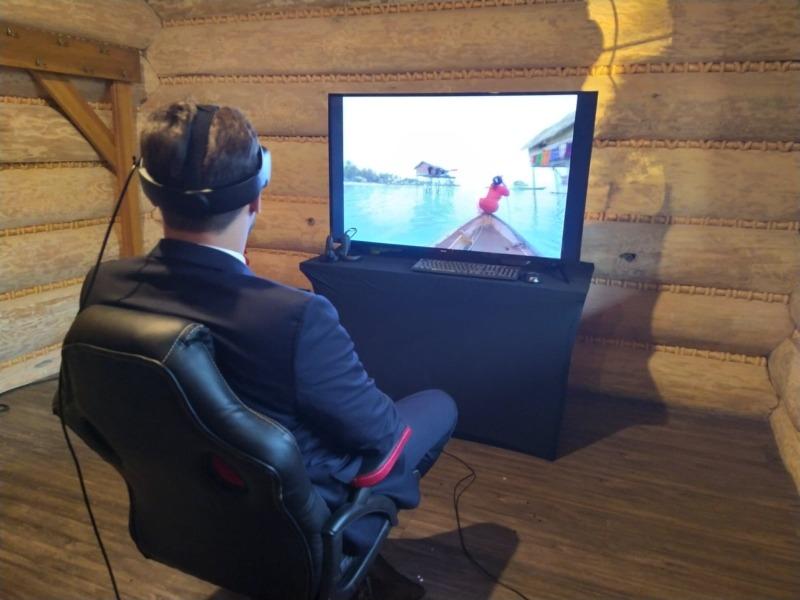 Wirtualna rzeczywistość wynajem na wesele